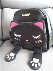 Sherry Browne verified customer review of Cute Cat Backpack