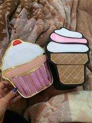 Linnea Jakobsen verified customer review of Ice Cream and Cupcake Mini Bags