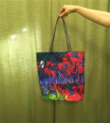 Elizabeth Nazarova verified customer review of Printed Canvas Tote Bag