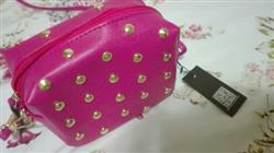 Theresa Aguilar verified customer review of Mini Fashion Rivets Handbag