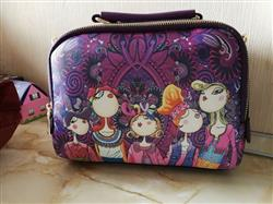 Ann Rogers verified customer review of Cartoon Print Handbag