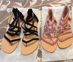 Kelly Torres verified customer review of Summer Rome Style Sandals
