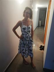Iva Butterfield verified customer review of Jane™ - Vintage Pineapple Sundress