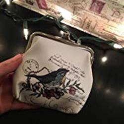 Jade Goodchap verified customer review of Vintage Sparrow Coin Purse