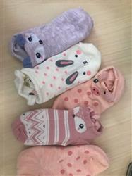 Kellie J. Smith verified customer review of **FREE** Cute Cotton Socks