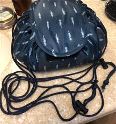 Andrea Dwight verified customer review of Magic Drawstring Travel Pouch