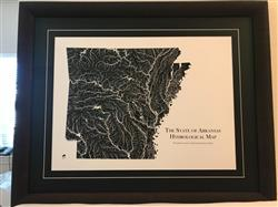 Katherine M. verified customer review of Arkansas Hydrological Map