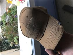 Benoit C. verified customer review of Casquette Baseball Raptor Pentagon
