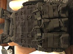 Anonymous verified customer review of Elastiques de maintien MOLLE Viper Tactical (Pack de 4)