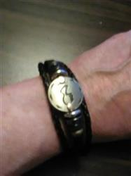 Randall S. verified customer review of 12 Zodiac Signs Leather Bracelet
