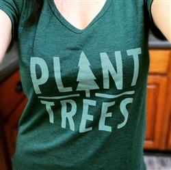 Mei verified customer review of Women's Plant Trees Tee