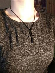 Alicia Ayala verified customer review of Life and Balance Ankh Necklace
