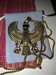Enzo Rocha Santos verified customer review of Egyptian Falcon of Horus Amulet