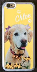 Denise B. verified customer review of Personalized Pet Phone Case