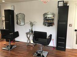 Katrena B. verified customer review of Icarus Spokane Black Tower Styling Station