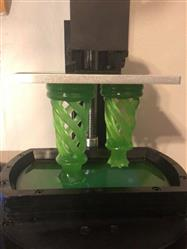 Michael Haggard verified customer review of SparkMaker, Affordable SLA 3D Printer