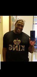 mark w. verified customer review of Dayo Men's African Print T-Shirt (Blue/Tan/Navy)