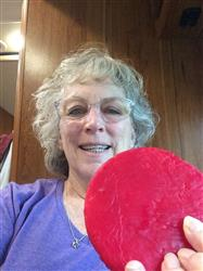 Mary Hummel  verified customer review of Red Cheese Wax