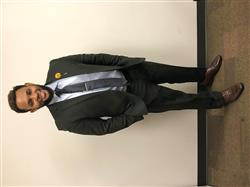 DAVID H. verified customer review of OLIVE TWO BUTTON SUIT
