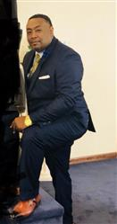 Ken J. verified customer review of BIRDSEYE BLUE THREE PIECE TR SUIT