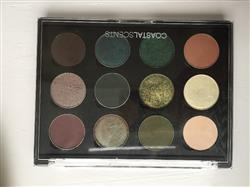 Nicola R. verified customer review of Empty Palette: 12 Shadows