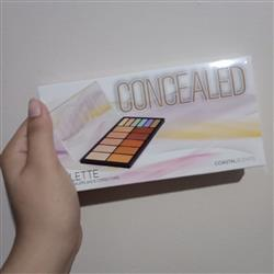 Anonymous verified customer review of Concealed Palette