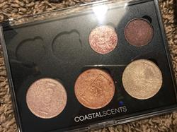 stacy r. verified customer review of Empty Palette: 3 Blushes and 4 Shadows