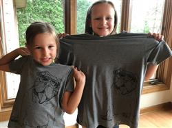 Nancy P. verified customer review of Tank the English Bulldog - Kids/Youth/Toddler Shirt