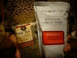 Jean S. verified customer review of Premium Jiaogulan Loose Leaf Tea (100% Gynostemma)