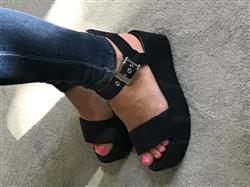 louise K. verified customer review of *BELIZE flatform - navy