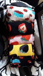 Maurice J. verified customer review of Fruitsy Happy Socks Set For Her