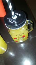 Mercy A. verified customer review of Fruity Glass Mason Jar