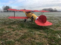 Olaf K. verified customer review of Dynam Albatros D.Va 1270mm (50) Wingspan - PNP
