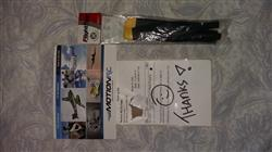 Kevin verified customer review of FlightLineRC 12x7 4-Blade Propeller