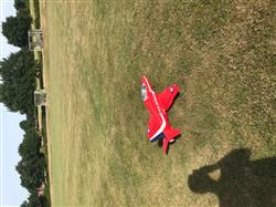"Dan H. verified customer review of Freewing 6S Hawk T1 ""Red Arrow"" 70mm EDF Jet - PNP"