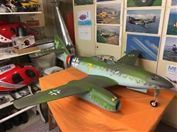 Peter W. verified customer review of Freewing Messerschmitt Me 262 Yellow 7 V2 Twin 70mm EDF Jet - PNP