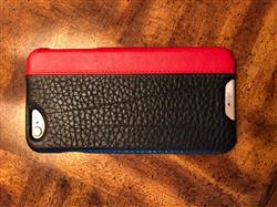 connie f. verified customer review of Grip LP - Premium iPhone 6 Plus/6s Plus Leather Case