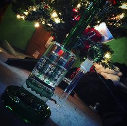 Nicole B. verified customer review of TokerSupply - 12 Thick Quad Perc Water Pipe