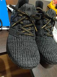 Jasper Manzano verified customer review of Black and Gold Japanese Katakana Laces