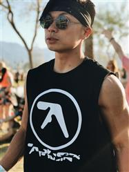 Miko F. verified customer review of APHEX TWIN Logo Shirt