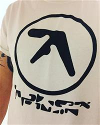 Samuel G. verified customer review of APHEX TWIN Logo Shirt