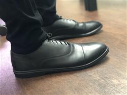 Jeffrey S. verified customer review of FER Cap-Toe Oxford, Black