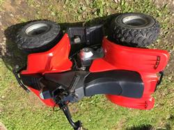 Kenny P. verified customer review of 15.5 Chinese ATV Seat - Kazuma Meerkat 50cc - Version 65