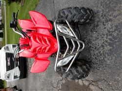 Jarrod Yost verified customer review of Chinese ATV Front Rear Fender Set for VX - 6 piece - Red