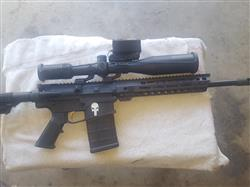 LARRY L. verified customer review of Raw Billet .308 80% Lower Receiver