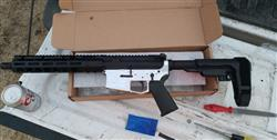 John H. verified customer review of Raw Billet .308 80% Lower Receiver
