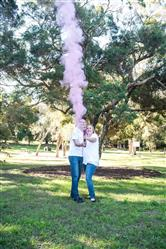 Amy W. verified customer review of Gender Reveal European Holi Cannon 2pk