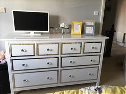 Toni G. verified customer review of Styl-Panel Kit: #1123 to suit IKEA Hemnes 2-drawer bedside table