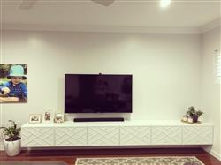 Jess W. verified customer review of Styl-Panel #1121 to suit IKEA Besta 60x38 furniture