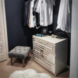 Gabby Lambert verified customer review of Styl-Panel Kit: #1113 to suit IKEA Malm 2-drawer bedside table